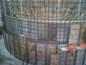 rebar structure
